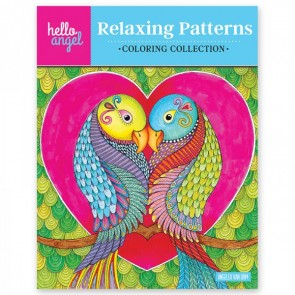 Coloring Book-Relaxing Patterns