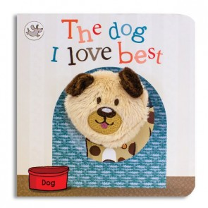 Dog I Love Best Puppet Book
