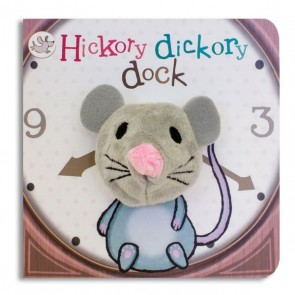 Hickory Dickory Dock Puppet Book