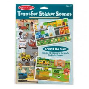 Melissa & Doug Transfer Sticker Scenes