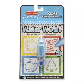 Melissa & Doug Water Wow!-Colors & Shapes