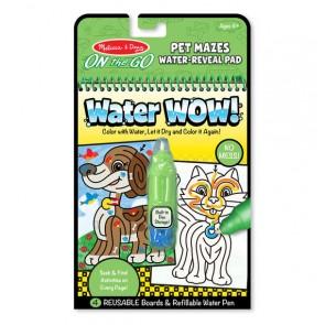 Melissa & Doug Water Wow! Pet Mazes